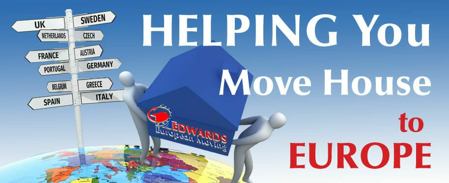Helping people move house to Europe