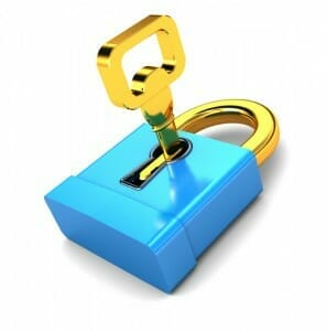 Lock and padlock