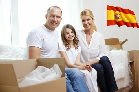 moving tips for house removals to Spain