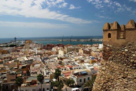 Moving to Alcazaba Almeria