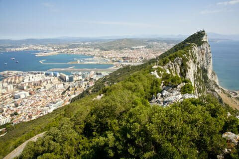 Moving to Gibraltar
