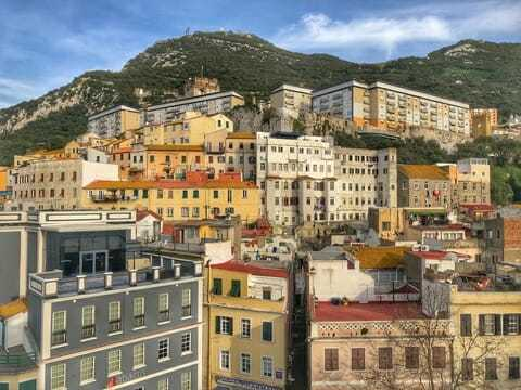 Removals to Gibraltar