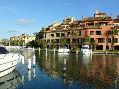 Moving to Sotogrande, Spain
