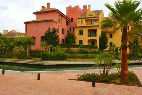 moving to new property in Sotogrande