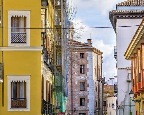 Homes : Property in Madrid