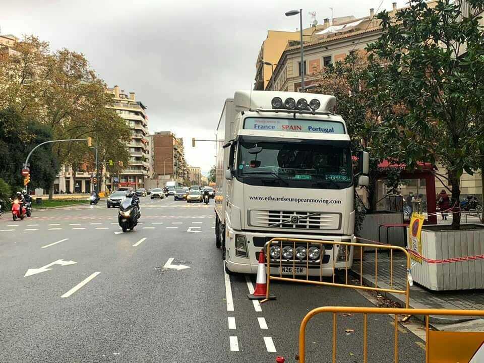Moving Service Barcelona