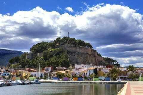 Removals to Denia Spain, Costa Blanca