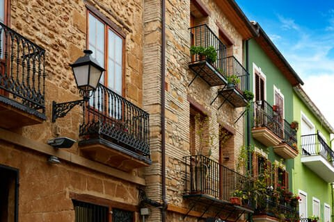 moving Property to Denia Spain