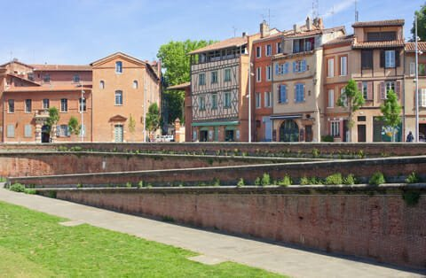 Relocating home to Toulouse France