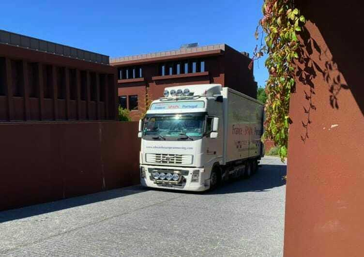 Weekly removals to Portugal