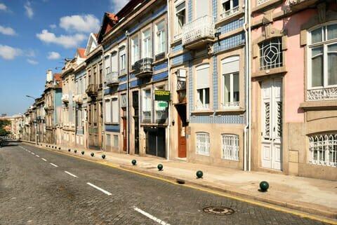 Moving to Porto Portugal