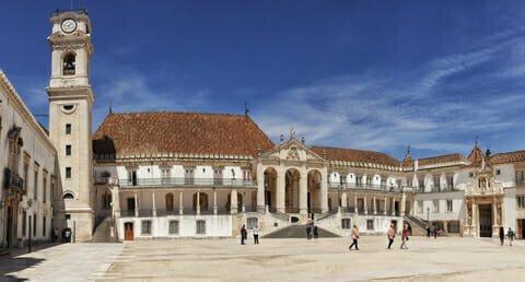 university in Coimbra